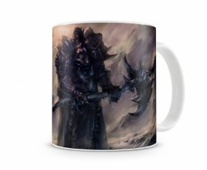 Caneca World Of Warcraft Orc I