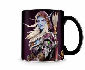 Caneca Mágica World Of Warcraft Sylvanas I