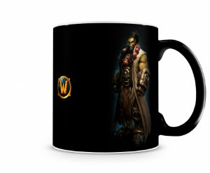 Caneca Mágica World Of Warcraft Thrall III