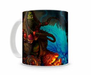Caneca World Of Warcraft Thrall I