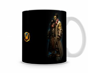 Caneca World Of Warcraft Thrall III