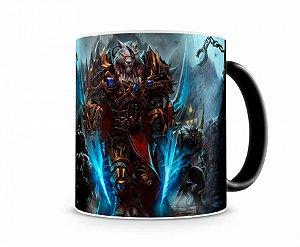 Caneca Mágica World Of Warcraft Worgen I