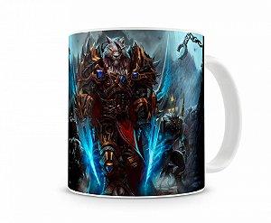 Caneca World Of Warcraft Worgen I