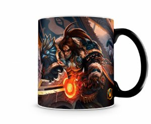 Caneca Mágica World Of Warcraft Varian I