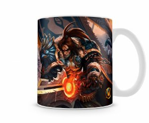 Caneca World Of Warcraft Varian I
