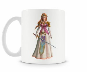 Caneca Legend Of Zelda Windom