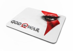 Mousepad God Of War Kratos