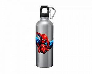 Squeeze aluminio Marvel Homem Aranha