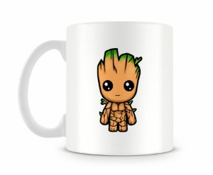 Caneca Baby Groot HQ