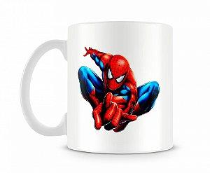 Caneca Homem Aranha HQ Quadrinhos