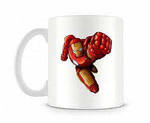 Caneca Homem de Ferro Soco II