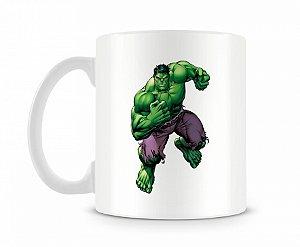 Caneca Hulk HQ Quadrinhos