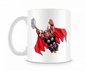 Caneca Thor HQ Quadrinhos