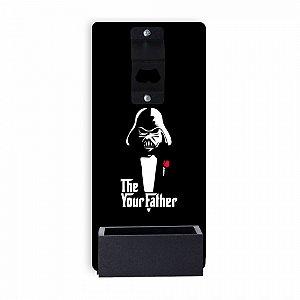 Abridor de Parede Darth Vader Corleone