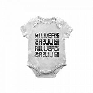 Body Bebê The Killers TAM M