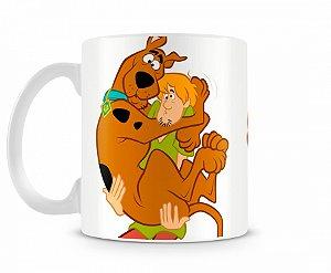 Caneca Scooby Doo e Salsicha III