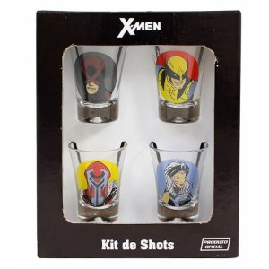 Kit de shot x men