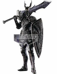 Action Figure Dark Souls - Black Knight - 20cm
