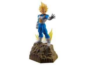 Dragon Ball Z - Action Figure - Vegeta Absolute Perfection