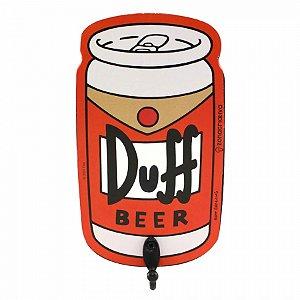Pendurador Duff Beer