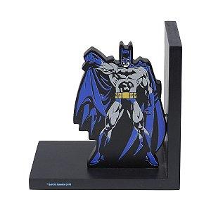 Aparador Livro Madeira Wb Dc Or Batman Pret 3