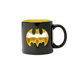 Caneca Batman Logo Vazado