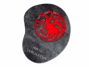 Mousepad Ergonômico GOT Targaryen
