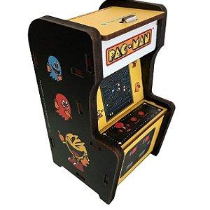 Cofrinho Pac Man