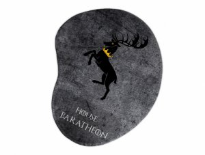 Mouse pad Ergonômico GOT Baratheon