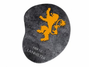 Mousepad Ergonômico GOT Lannister