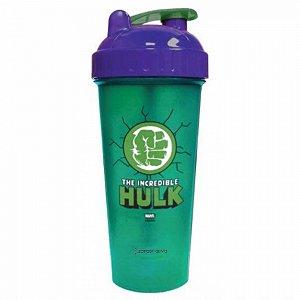 Shaker Fitness 600 ml Hulk