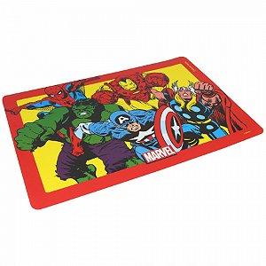 Jogo Americano Marvel Comics 4pçs 43X28CM