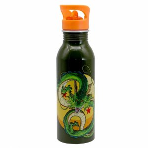 Garrafa De Aluminio 600ml Dragon Ball Shenlong