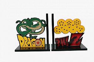 Aparador de livros Relevo Dragon Ball Z Shenlong MDF