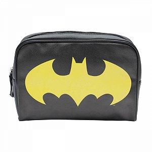 Necessaire pu Batman Logo 23,5x6,5x17cm