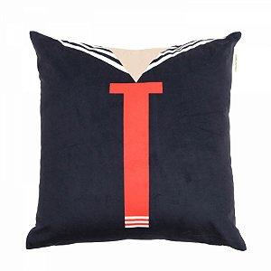 Capa Almofada Chaves Kiko Shirt 45x45