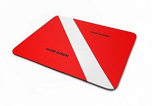 Mousepad Van Halen 1982 Diver Dow Album