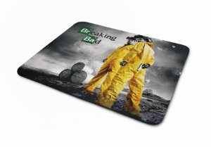 Mousepad Breaking Bad Wal & Jesse Deserto