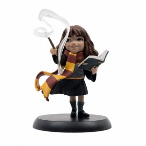 Action figure hermione granger first spell qfig
