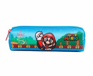 Estojo Mario Bros Poliester DMW