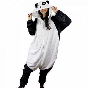 Macacão Kigurumi Panda M