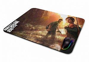 Mousepad Gamer The Last Of Us Elie e Joel