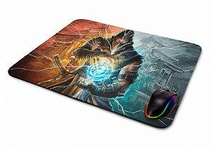 Mousepad Gamer Mortal Kombat Sub zero x Scorpions II