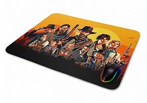 Mousepad Gamer Red Dead Redemption MOD3