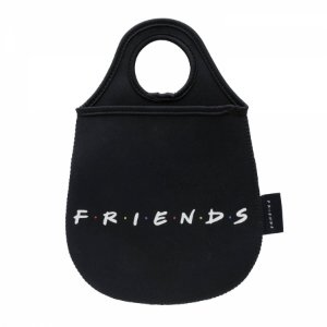 Lixeira de Carro Friends preto