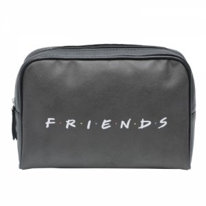 Necessaire pu Friends how you doin 23,5x6,5x17cm