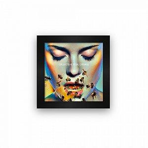 Quadro azulejo com moldura Colective Soul Dosage
