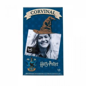 Porta Retrato Cartão Harry Potter Corvinal