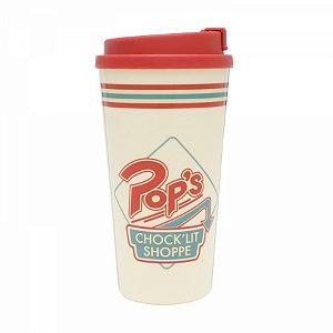 Copo Plástico Riverdale Pops Shoppe 500ml