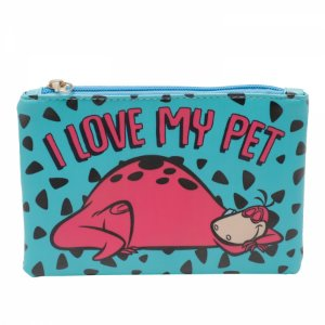 Carteira almoço The Flintstones Love Pet 18X12CM